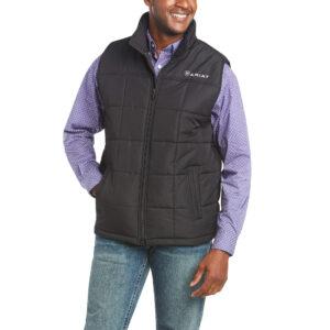 Ariat Crius Vest in Black