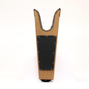 Small wooden boot jack.