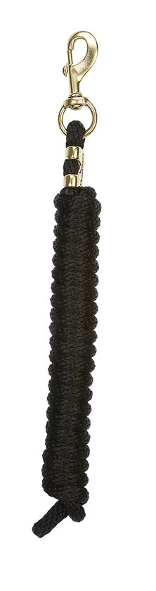 Weaver Leather Poly Lead Rope Black