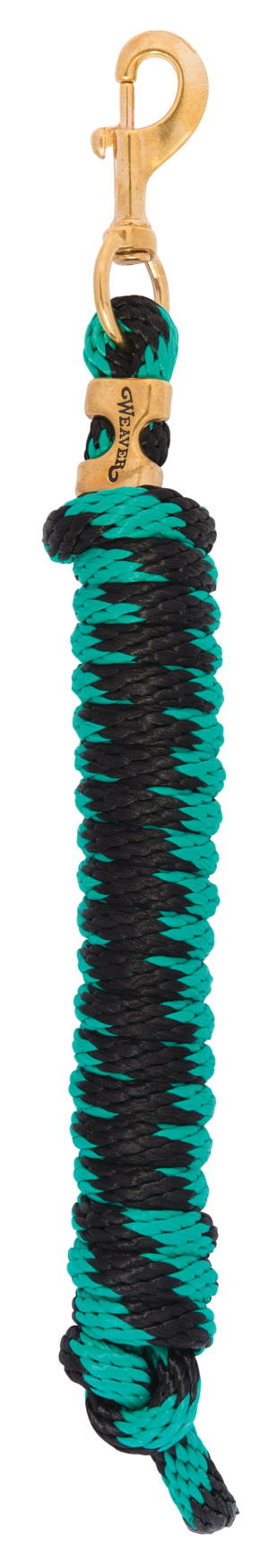 Weaver Leather Poly Rope Black Green