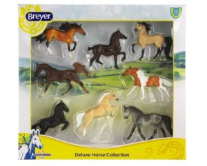 Breyer Stablemate Deluxe Horse Collection
