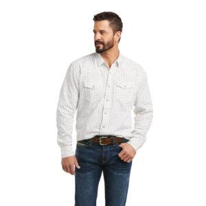 Ariat Harlin Retro Love Sleeve Shirt